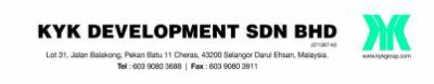 KYK Development SDN BHD