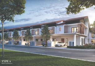 RESORT HOMES - CRISANTHA